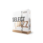Select Jazz Soprano Sax Reeds 3S Unfiled