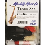 Marshall Music Tenor Sax Care Kit