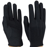 DSI Sure-Grip Gloves Black Large
