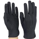 DSI Regular Gloves Black Small