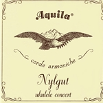 Aquila Strings Nylgut Concert Ukulele String Set