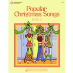 Popular Christmas Songs 4 / Bastien