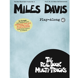 Miles Davis Play-Along w/Online Audio: Real Book Multi-Tracks Vol 2