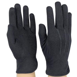DSI Regular Gloves Black Large